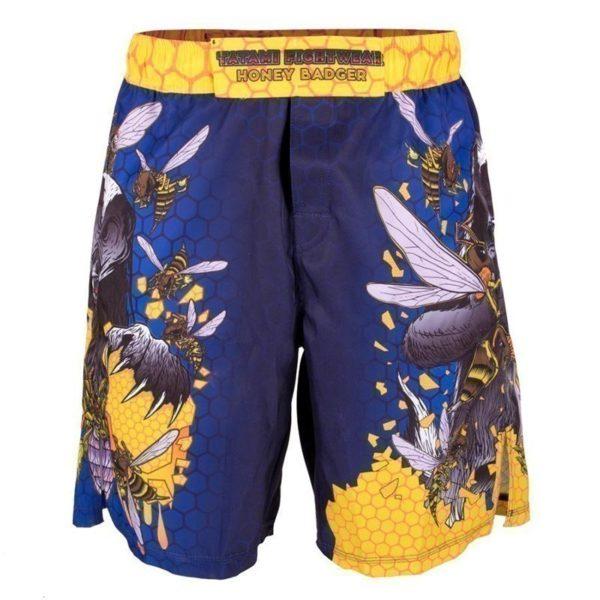 Tatami Shorts Kids Honey Badger V5 1