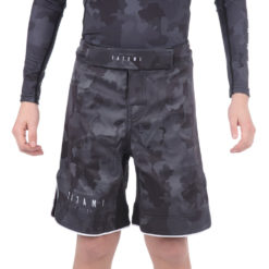 Tatami Shorts Kids Stealth 1