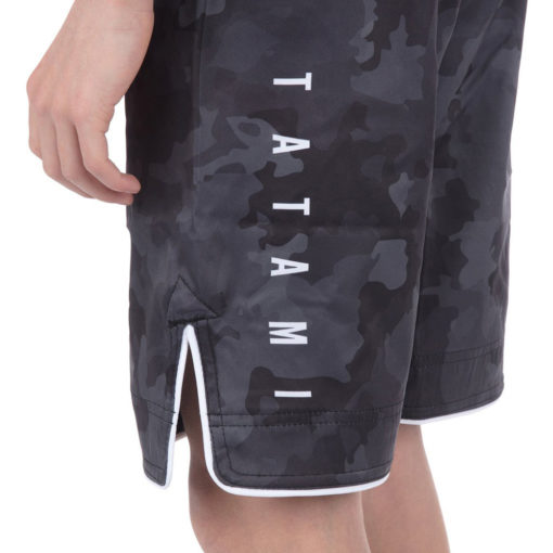 Tatami Shorts Kids Stealth 2