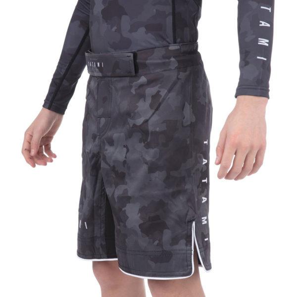 Tatami Shorts Kids Stealth 3