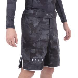 Tatami Shorts Kids Stealth 4