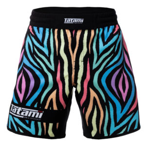 Tatami Shorts Recharged Neon 1