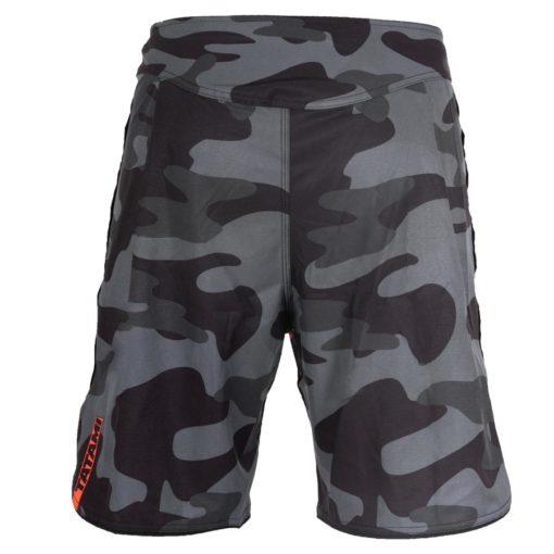 Tatami Shorts Red Bar Camo 3