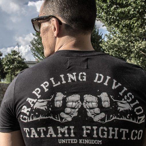 Tatami T Shirt Grappling Division 2