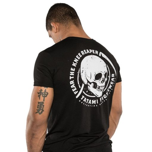 Tatami T shirt Fear The Knee Reaper 2 1