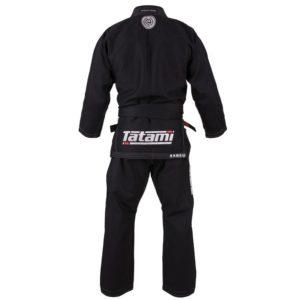 Tatami BJJ Gi Estilo 6.0 svart grafit 2
