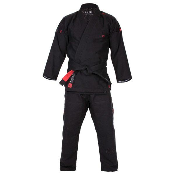 Tatami BJJ Gi Estilo 6.0 svart svart 1