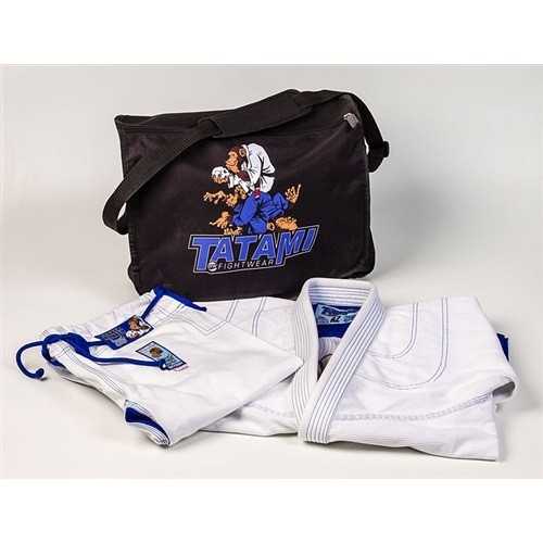 Tatami BJJ Gi Thinker Monkey 11