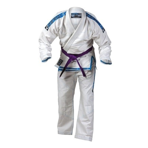 Tatami BJJ Gi Zero G V3 ladies white 2