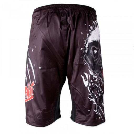Tatami Shorts Honey Badger  V4 3