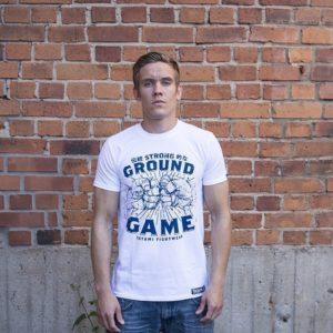 Tatami T shirt Ground Game 1