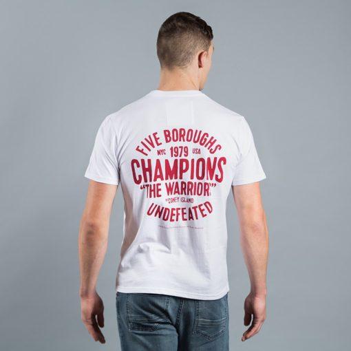 The Warriors Five Boroughs T Shirt 2