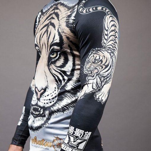 Tiger rash 3