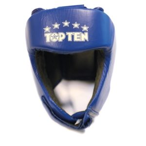 Top Ten AIBA Boxningshjalm lader bla 1