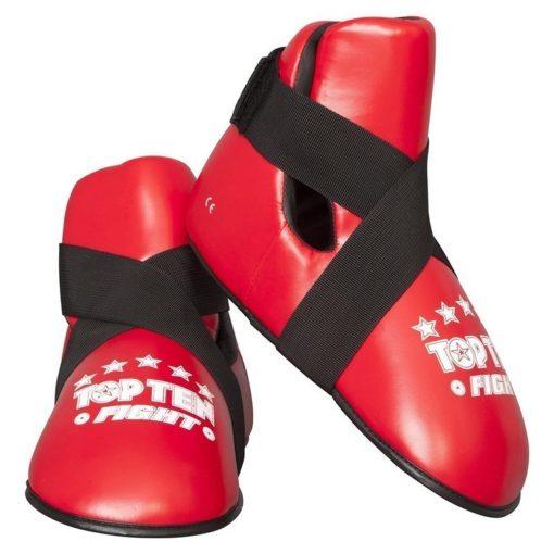 Top Ten Fight Fotskydd rod 1