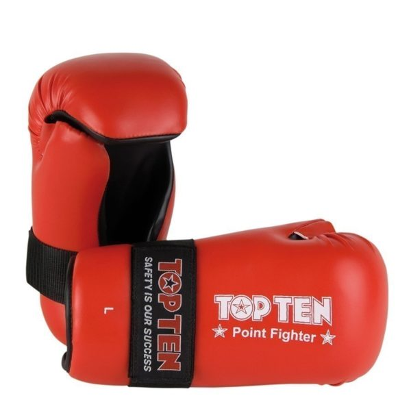 Topten Pointfighter Handskar rod
