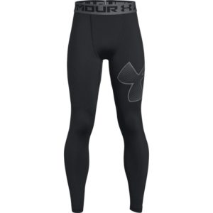 Under Armour Kids HeatGear Armour Logo Tights 1308044 002 2