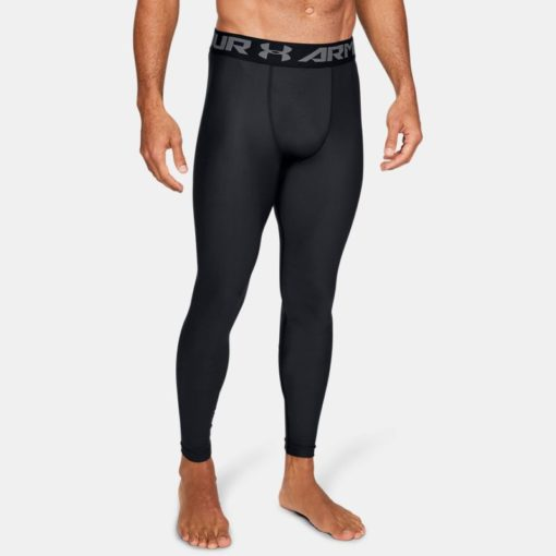 Under Armour Mens HeatGear Armour 2.0 Tights 1289577 001 1
