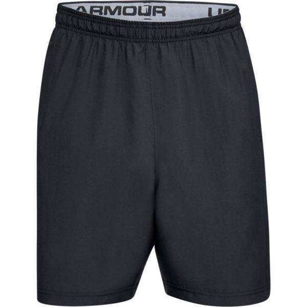 Under Armour Mens Shorts Woven Wordmark 1320203 001 3