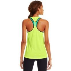 Under Armour Womens Fly By Stretch Mesh Tank Xray2