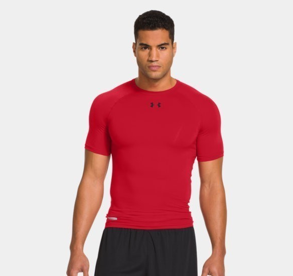 Under_Armour_HeatGear_Sonic_Compression_Short_Sleeve_red_1