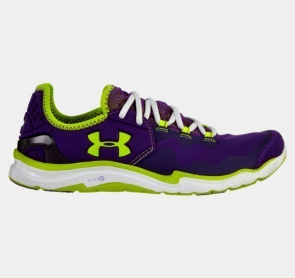 Under Armour Womens Charge RC2 Running Shoes pride 1