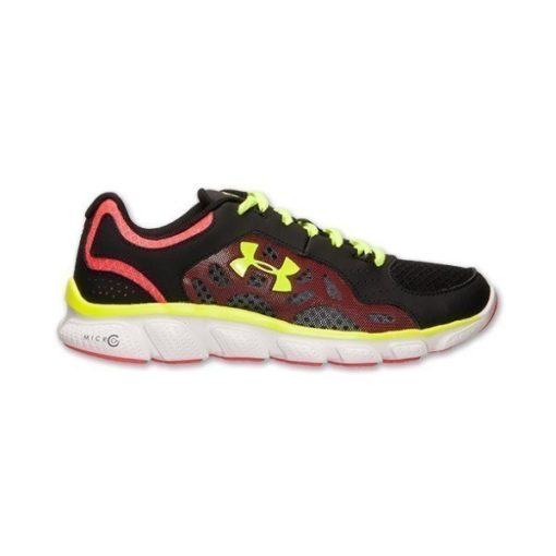 Under Armour Womens Micro G Assert IV Running Shoes black