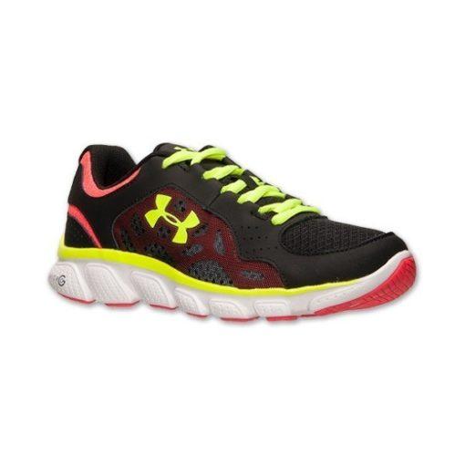 Under Armour Womens Micro G Assert IV Running Shoes black 1