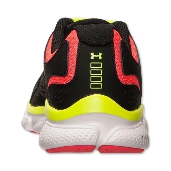 Under Armour Womens Micro G Assert IV Running Shoes black 5