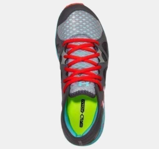 Under Armour Womens Micro G Neo Mantis Running Shoes steel 3