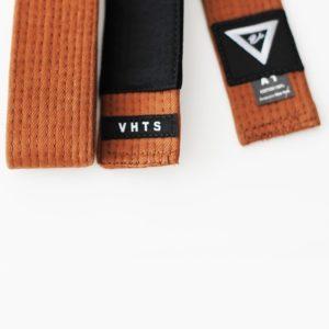 VHTS BJJ Balte Premium brun 1