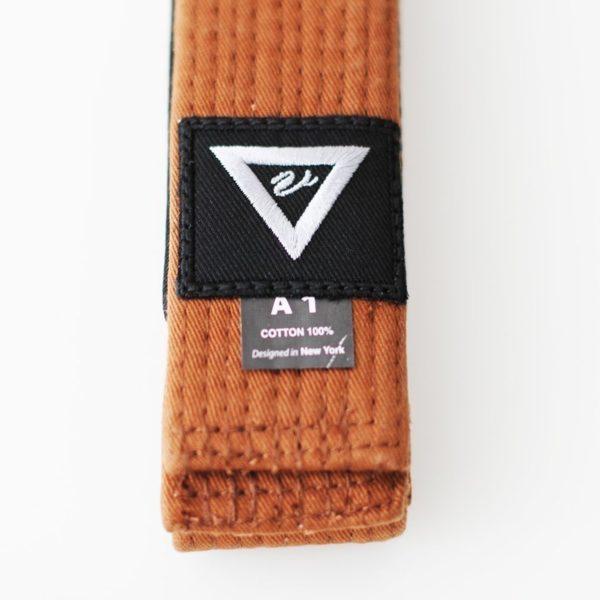 VHTS BJJ Balte Premium brun 2