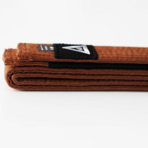 VHTS BJJ Balte Premium brun 3