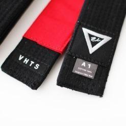 VHTS BJJ Balte Premium svart 3