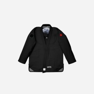 VHTS BJJ GI Black Moon 1