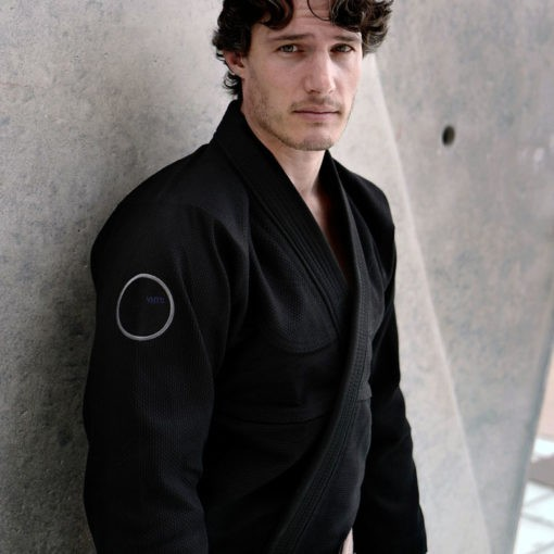VHTS BJJ GI Black Moon 5