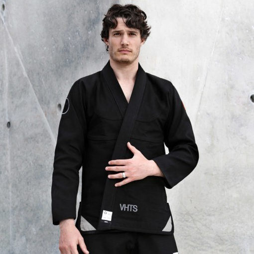 VHTS BJJ GI Black Moon 6