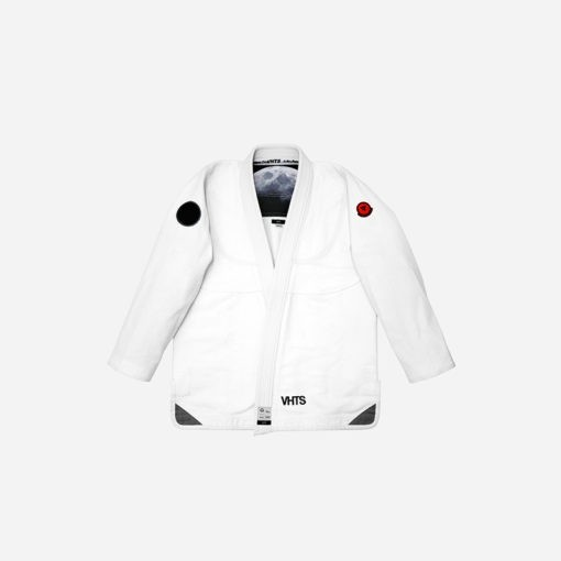 VHTS BJJ GI White Moon 1