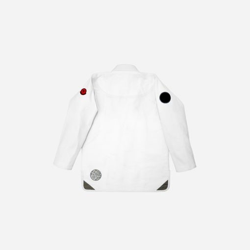 VHTS BJJ GI White Moon 2
