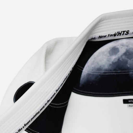 VHTS BJJ GI White Moon 4