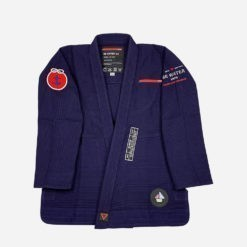 VHTS BJJ Gi Be Water navy 1