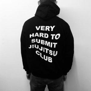 VHTS Hoodie Jiu Jitsu Club 2