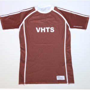 VHTS Rashguard Ranked brun 1