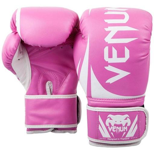 Venum Boxningshandskar Challenger 2.0 rosa 2