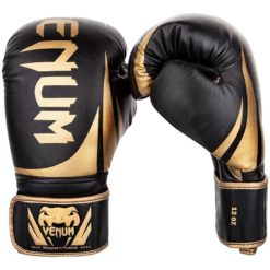 Venum Boxningshandskar Challenger 2.0 svart guld 1