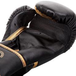Venum Boxningshandskar Challenger 2.0 svart guld 3