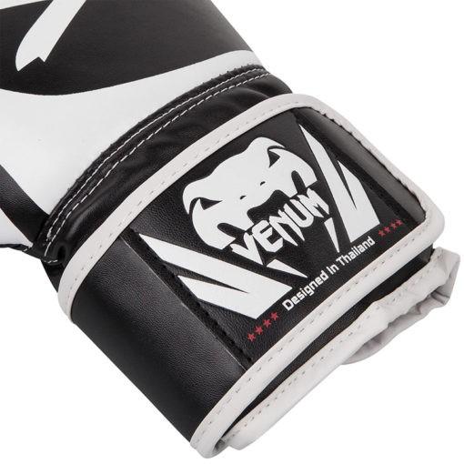 Venum Boxningshandskar Challenger 2.0 svart vit 3