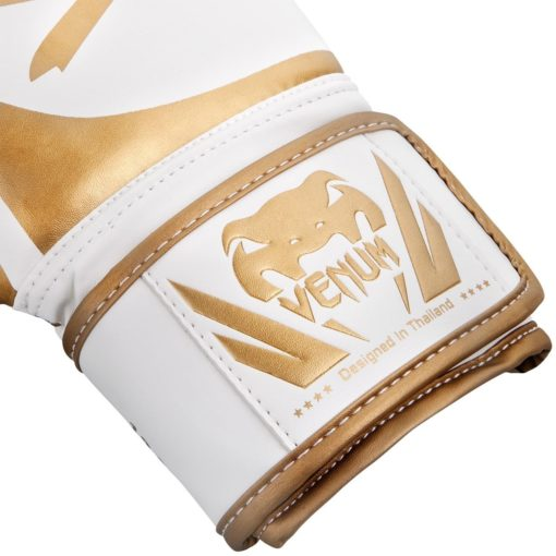 Venum Boxningshandskar Challenger 2.0 vit guld 3