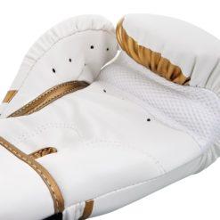 Venum Boxningshandskar Challenger 2.0 vit guld 4