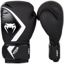Venum Boxningshandskar Contender 2 0 svart gra vit 1